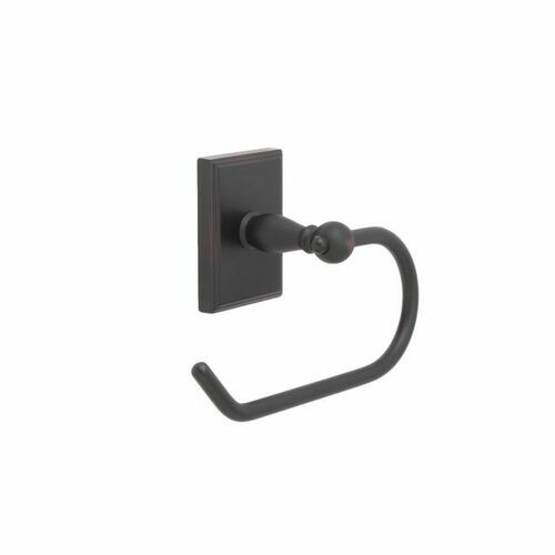 Weslock 9706ORB Peoria Euro Tissue Holder Oil Rubbed Bronze Finish